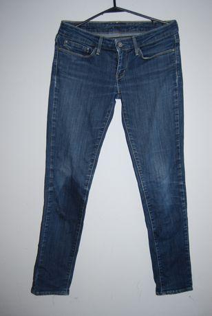 Spodnie dżinsowe Levi's W27L32 pas 38 dl. 96