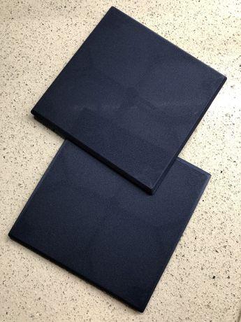 2 capas azuis de colunas aparelhagem Sony Compact cmt-ed1