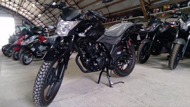 Мотоцик Lifan CityR 150-200