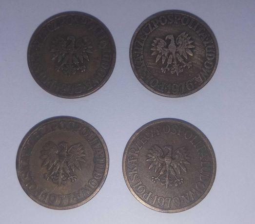 Zestaw monet 5zl PRL