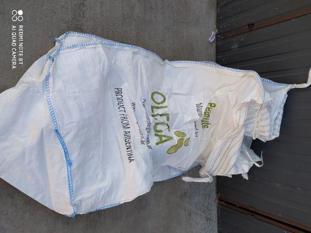 Worek Big Bag 95x95x105cm/na węgiel,kamień/szybka wysyłka