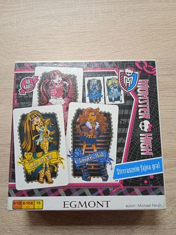 Gra karciana zetonowa Monster High