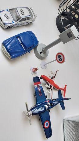 Zestaw samochody ,samoloty