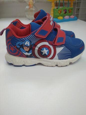 Кросівки для хлопчика marvel