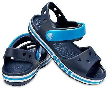 Крокс для мальчика Кроксы kids bayaband crocs  с8 и с13,J1,J2,J3