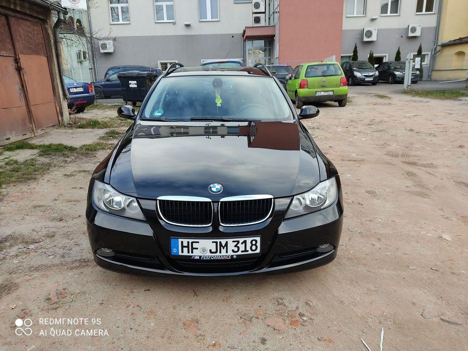Sprzedam BMW 318i benzyna rocznik 2008 stan idealny Kędzierzyn-Koźle - image 1