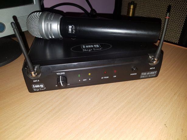 Stacja Nadawcza TXS-810 SET z mikrofonem