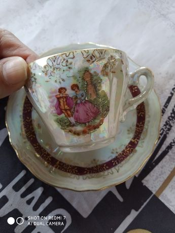 Porcelana JAPAN - Chávena antiga