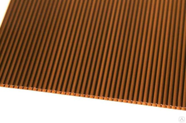 POLIWĘGLAN komorowy brązowy 2,1x6m 6mm, 8mm, 10mm, 16mm