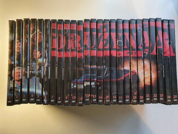 Drużyna A kompletna Kolekcja 49 DVD PL Lektor