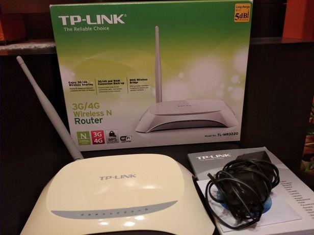 Router 3G 4G TP-Link
