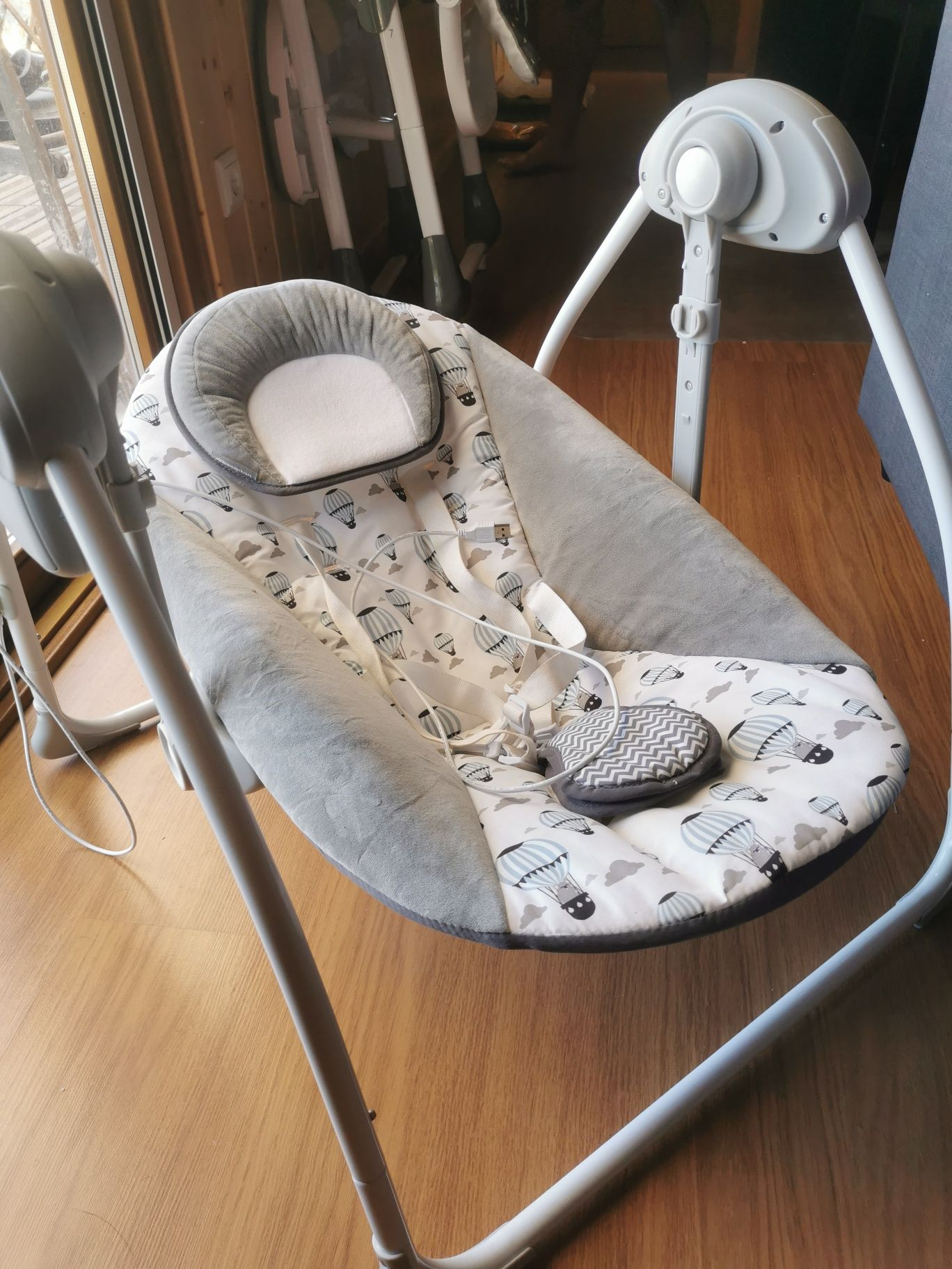 Baloiço automático bebé
