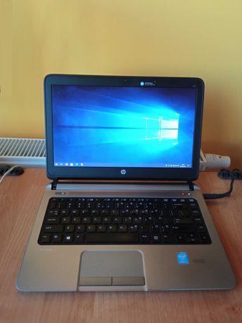 """Laptop HP 13,3"""" Core i5 8GB RAM SSD Win 10 Nowa Bateria Super Stan"""