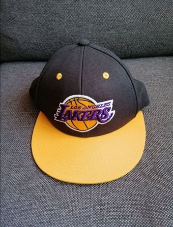 Czapka adidas Los Angeles Lakers