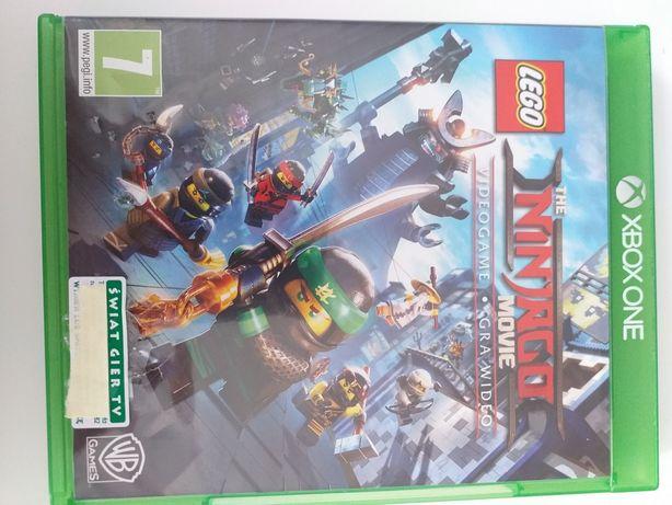 Gra xbox one Lego  Ninjago