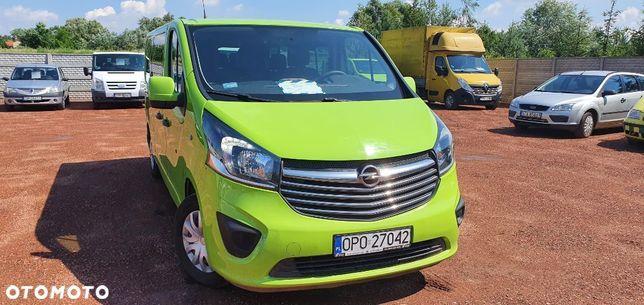 Opel Vivaro 9 0sbowy Long Krajowy