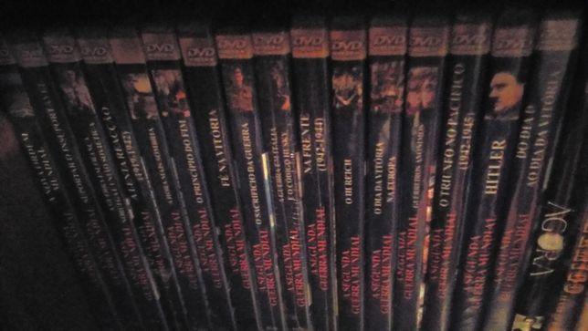 A segunda guerra Mundial - DVD