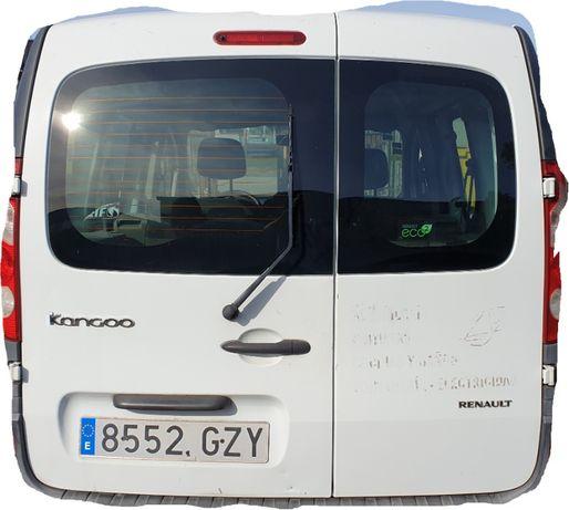 Renault kangoo 3 III 2 II drzwi prawe tylne tył O389