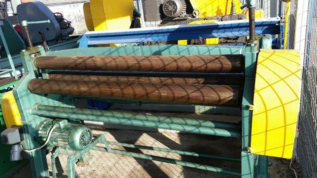 Walcarka mechaniczna do blachy 1500 x 2mm do metalu