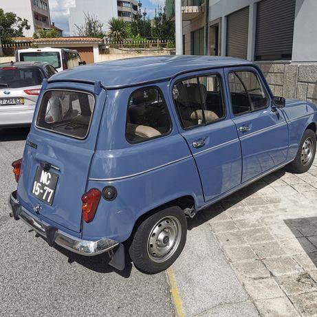 Renault 4L em excelente estado