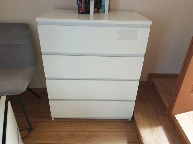 Komoda ikea Malm 4 szuflady