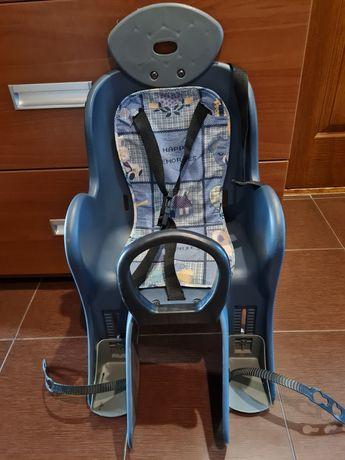Вело кресло на багажник