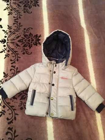 Куртка осенняя (состояние новой)