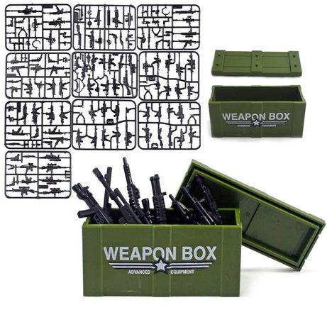 Набор оружия для Минифигурок (Лего/Lego) зброя