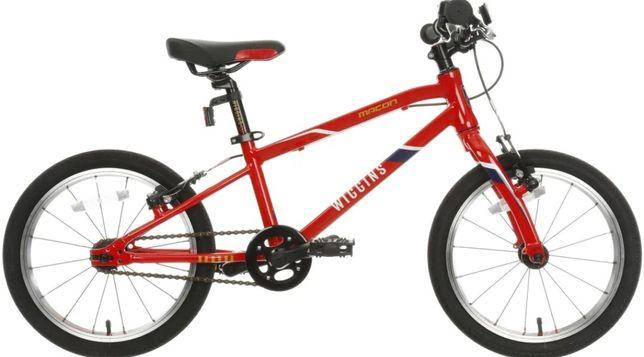 "Rower dla dziecka Wiggins 16"" 6.4kg typu frog isla woom"