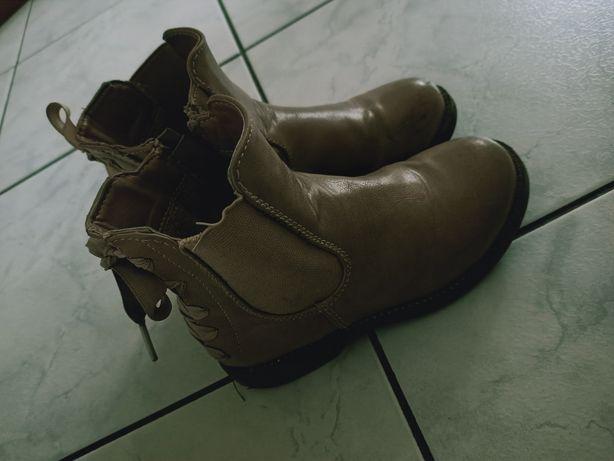 Buty zimowe kozaczki r.28
