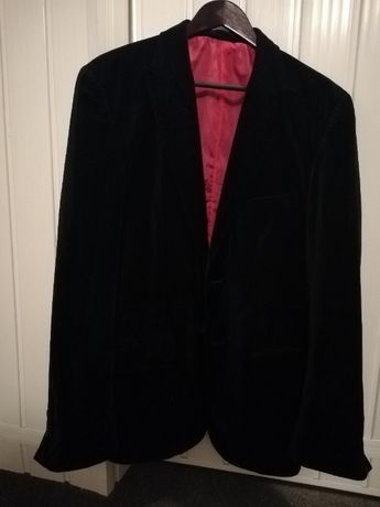 Новый бархатный пиджак Jack&Jones р.L