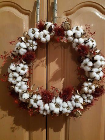Різдвяний вінок на Новорічні свята