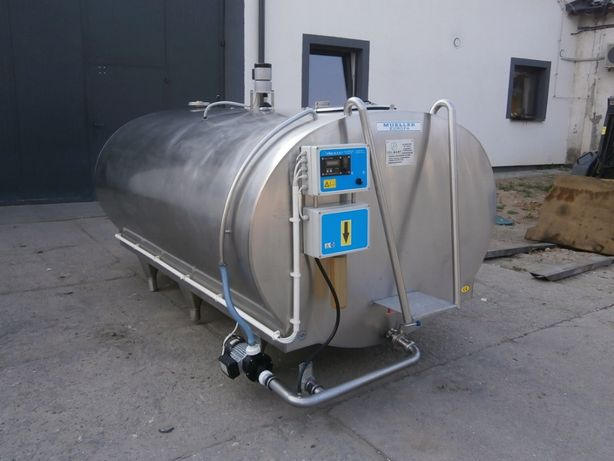 Schładzalnik, chłodnia, zbiornik do mleka MUELLER 4600, 5000 L