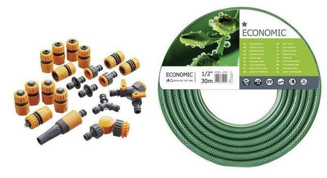Zestaw do nawadniania ogrodu 27 elementów SmartWorks