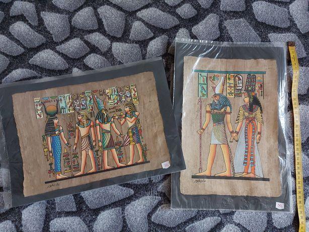 Papirus z  Egiptu