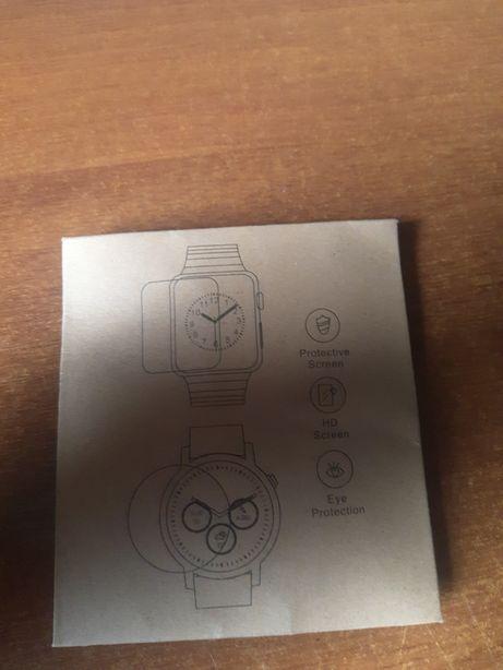 Набор защитных стекол на Apple Watch Киев