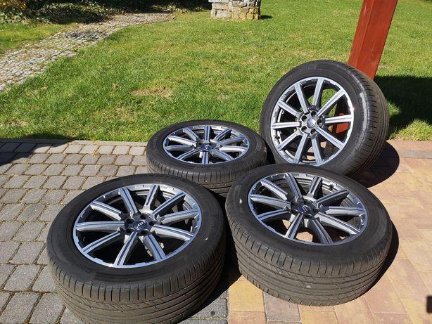 Felgi Audi Q7 Continental 285/45 R20