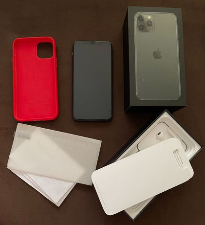 iPhone 11 pro 64GB Midnight Green jak nowy gwarancja