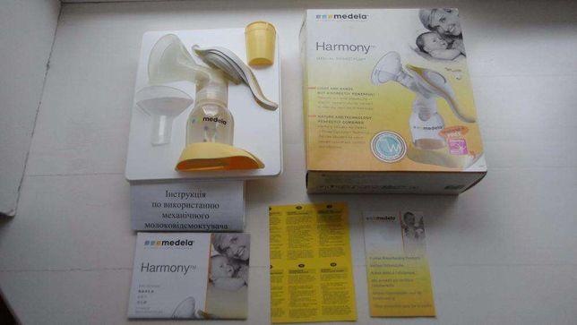 Молокоотсос Medela Harmony Manual Breast Pump (Швейцария)