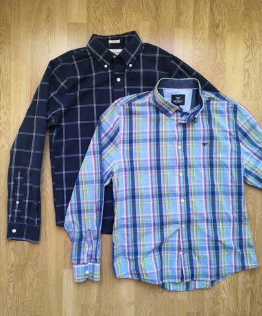 Рубашки ворот 43 и 44 длинный рукав