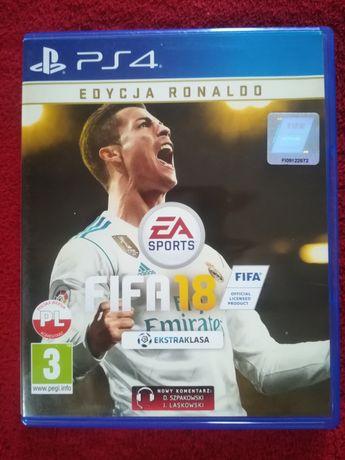 Zamienię FIFA18 PS4