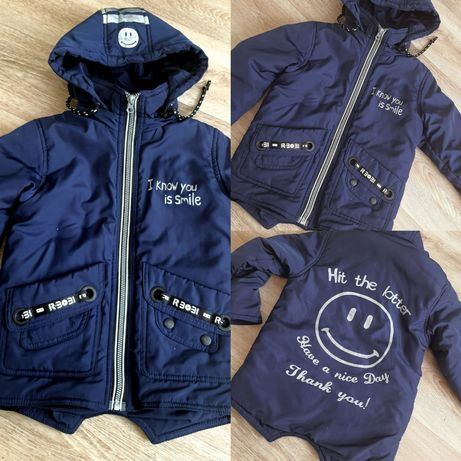 Курточка осень 116 -120
