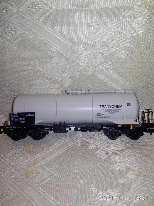 Model cysterny kolejowej HO Kędzierzyn-Koźle - image 1