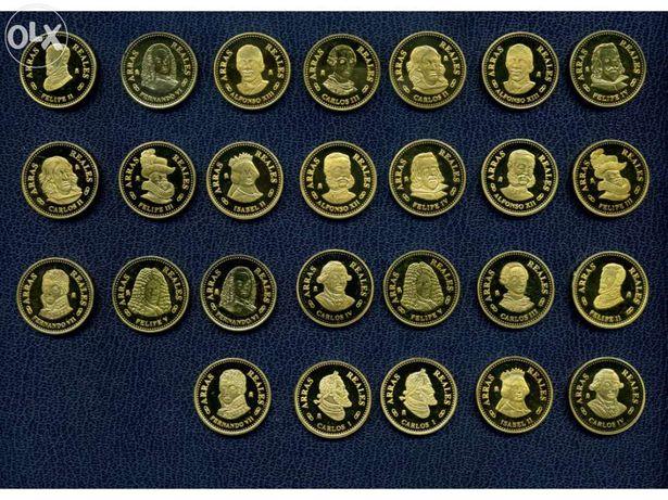 Arras reais ( moedas / medalhas )