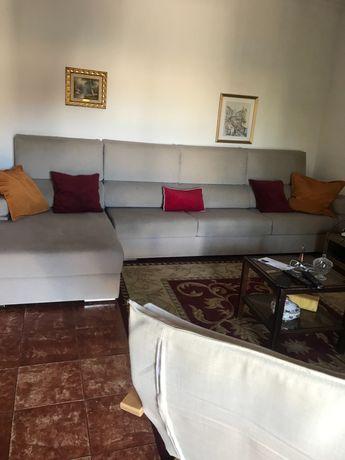 Sofa com chaise long
