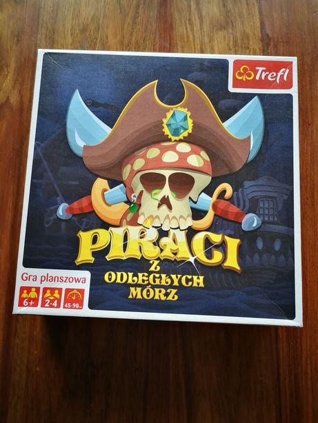 Piraci gra planszowa