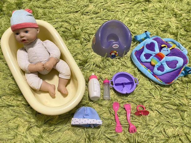 Кукла baby Anabel