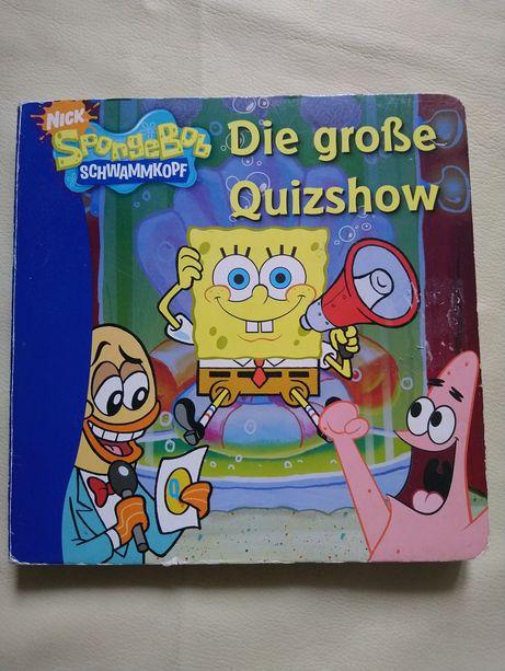 Книга SpongeBob
