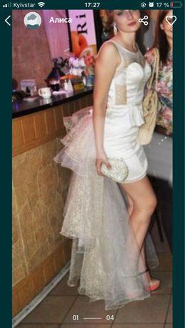 Свадебное выпускное платье ТОРГ
