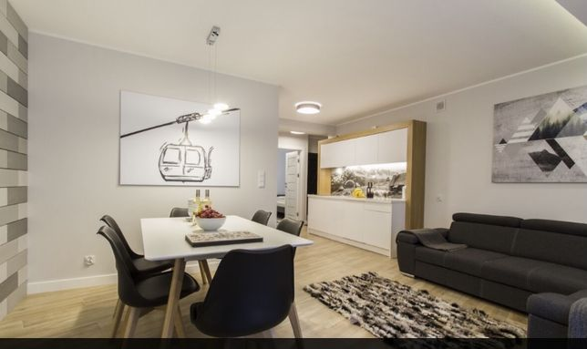 Apartament mieszkanie nocleg Zakpoane  6 osób centrum